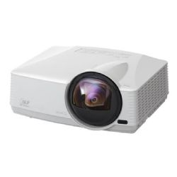 WD385U-EST 2800 Lumens Ultra-Short Throw 3D-Ready Classroom DLP Projector