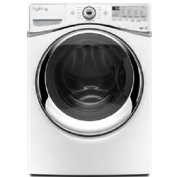 Whirlpool 4.3 cu. ft. Front Load Washer with 12 Wash Cycles White