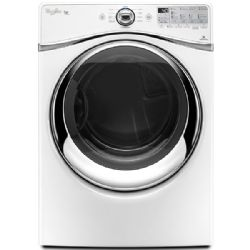 Whirlpool 7.4 cu. ft. Gas Dryer with 10 Cycles White
