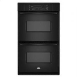 RBD277PVB Double Electric Wall Oven - Black