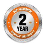 2 Year DOP Accidental Damage Warranty For Lens Under $3000