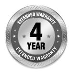 4 Year Extended Warranty For Audio Under $5000