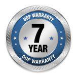7 Year DOP Warranty For Lens Under $2500