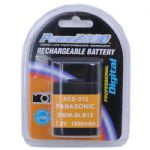 ACD-312 Extended Life Time Rechargeable Battery for DMC-GF1K D-SLR Cameras