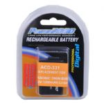 DMW-BMB9 Extended Life Time Rechargeable Battery for DMC-FZ40/ FZ100 Cameras