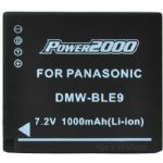 DMW-BLE9 Extended Life Battery For DMC-GF3