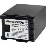 ACD-763 6-Hour Extended Life Battery for Canon Camcorders
