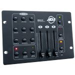 RGB3C   Basic 3 channel RGB controller for use with 3 channel fixtures for RGB DMX control
