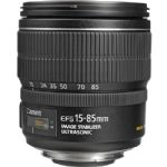 Canon EF-S 15-85mm f/3.5-5.6 IS USM Standard Zoom Lens
