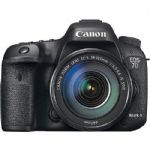 EOS 7D Mark II DSLR Camera with EF-S 18-135mm IS STM Lens - Black
