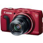 PowerShot SX700 HS Red High End Advanced Digital Camera - Import