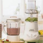 BFP-703 Blender & Food Processor, Duet Combination white