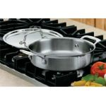 MCP55-30 - Multiclad Pro Stainless 5-1/2-Quart Casserole with Cover- FREE SHIPPING!