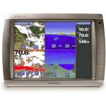 GPSMAP 5215 Touch-Screen Network Display with Pre-Loaded Coastal Maps