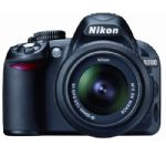 D3100 Digital SLR Camera with 18-55mm VR & 55-200mm VR Lenses