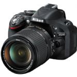 D5200 DSLR Camera with 18-140mm VR DX Lens