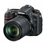 D7100 DX-format Digital SLR Camera with 18-105mm VR Lens