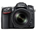 D7100 DSLR Camera with 18-140mm VR DX Lens