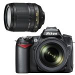 D90 D-SLR Camera with 18-105mm DX VR Lens