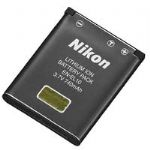 EN-EL10 Rechargeable Lithium-Ion Battery Pack for Coolpix S220/ S230/ S570 Digital Cameras