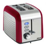 Nesco T1000-12 2-Slice Toaster - Red