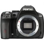 K-50 Digital SLR Camera (Body Only, Black)