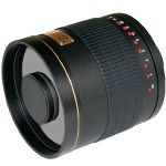 500mm f/6.3 Multi-Coated ED Mirror Lens In Black