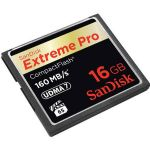 16GB ExtremePRO CompactFlash Card - up to 160MB/sec Transfer Speed, RTL AM (VPG-65)