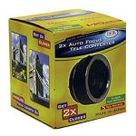 2x Auto Focus Tele Converter Lens for Canon Digital Cameras