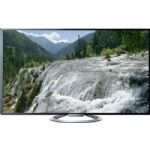 "KDL55W802AU 55"" 1080p 3D LED-LCD HDTV with Wi-Fi"