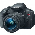 Canon EOS Rebel T5i D-SLR Camera with 18-55mm IS STM Lens