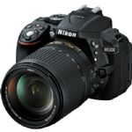Nikon D5300 DSLR Camera with 18-140mm Lens - Black