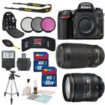 Nikon D750 Digital SLR Camera Body + Nikon AF-S NIKKOR Bundle