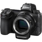 Nikon Z 6 Mirrorless Digital Camera with FTZ Mount Adapter Kit
