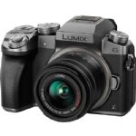 Panasonic Lumix DMC-G7 Mirrorless with 14-42mm Lens Silver