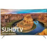 "Samsung UN55KS8500 55"" SUHD Smart Curved LED TV"