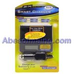 AC/DC Rapid Charger with LCD for Sony Camcorders
