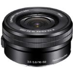 Sony 16-50mm f/3.5-5.6 Retractable Zoom Lens NEX E-Mount Cameras