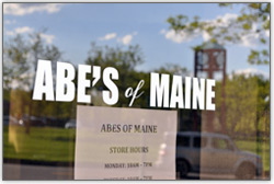 Thank you for visiting Abe's of Maine. Here's a bit of history about us.